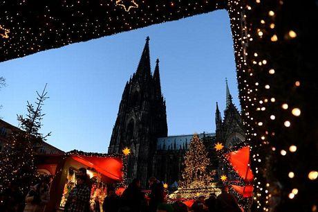 Không khí Giáng sinh nhộn nhịp khắp thế giới 9