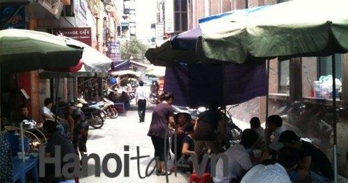 Những ngõ, phố hàng ăn kiếm đậm nhất Hà Nội 9