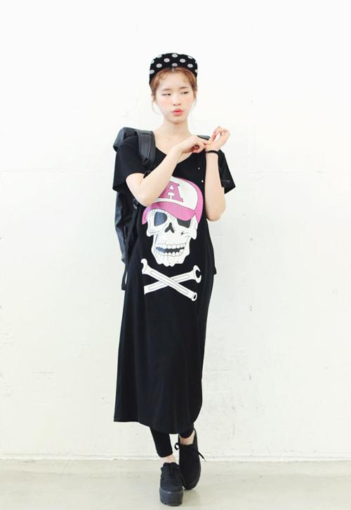 Nữ tính và thoải mái cùng những chiếc váy cotton 21