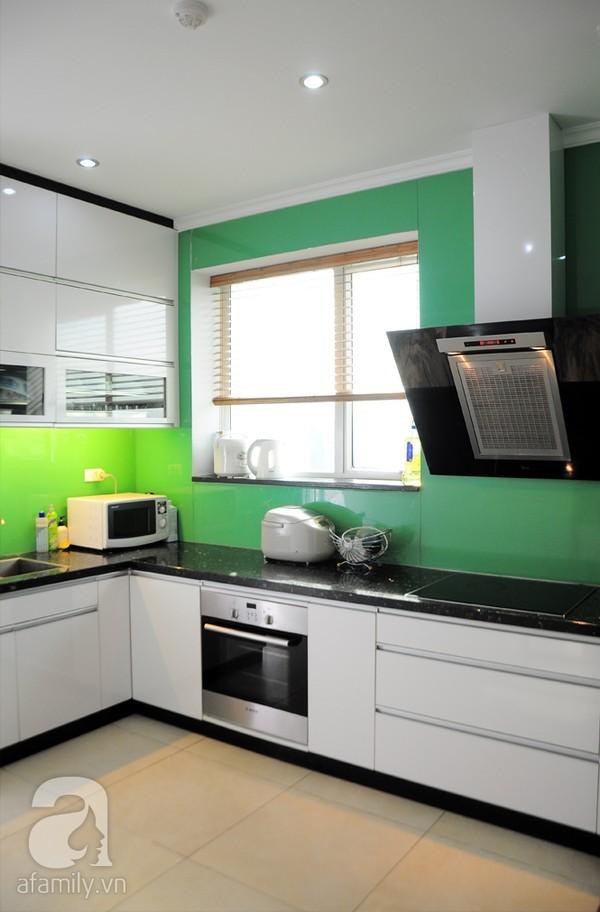Thăm căn hộ có không gian bếp hoàn hảo ở Dịch Vọng, Hà Nội 8