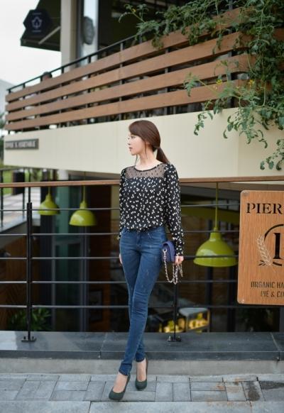 4 kiểu quần nữ dạo phố đẹp mùa thu 2013 9