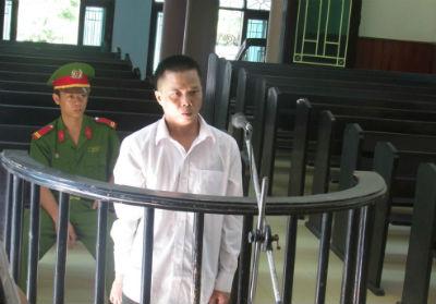 Trĩu nỗi đau phiên tòa xử nghịch tử giết mẹ già 1