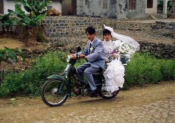 Chuyện thú vị xung quanh đám cưới xưa và nay 3