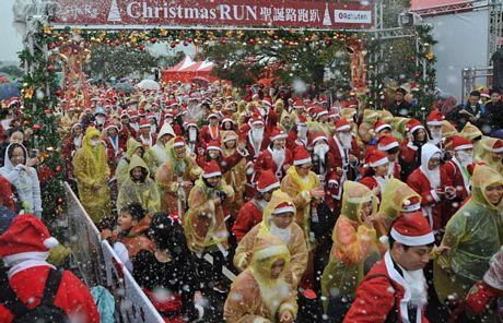 Không khí Giáng sinh nhộn nhịp khắp thế giới 18