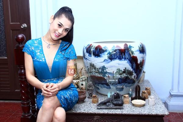Hé lộ hình ảnh biệt thự 5000m² của gia đình Lâm Chi Khanh 24