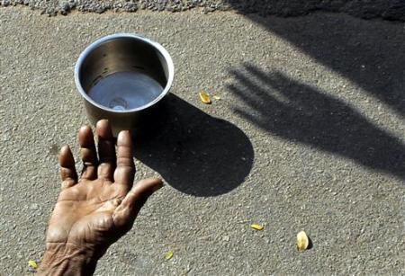 Cụ già ăn xin 86 tuổi bị cướp 25 lượng vàng trên người 1