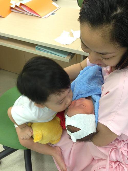 Gia đình hạnh phúc của Ốc Thanh Vân 4