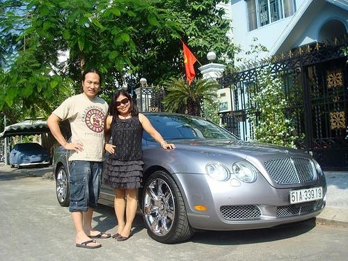 Choáng dàn xe 4 triệu đô của đại gia Tuyên Quang 5