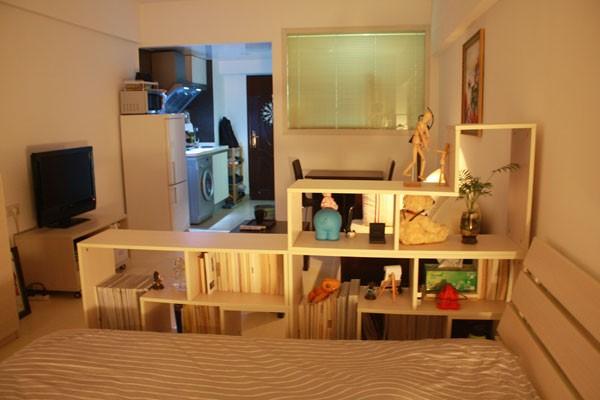 Ngắm căn hộ nhỏ có cách bài trí siêu đơn giản 5