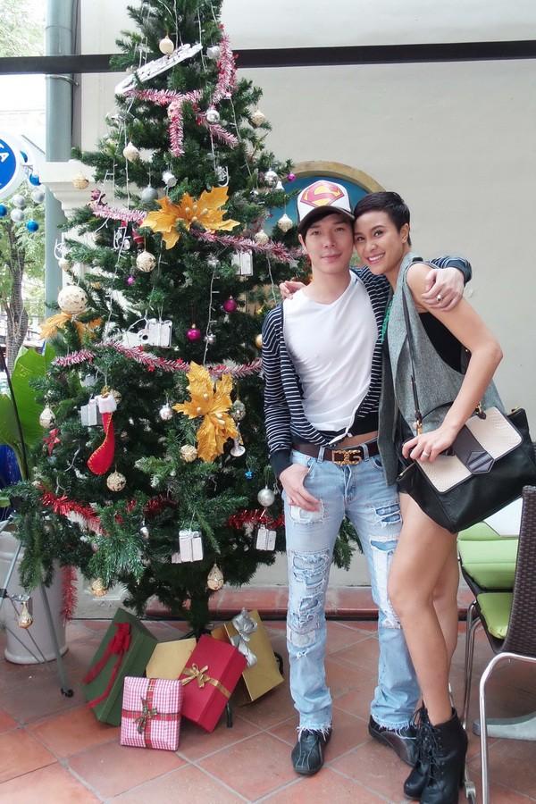 Nathan Lee và Phương Mai công khai yêu nhau trên truyền hình 6