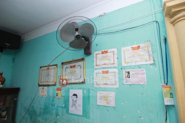 Căn nhà đơn sơ của Quang Anh The Voice Kids 4