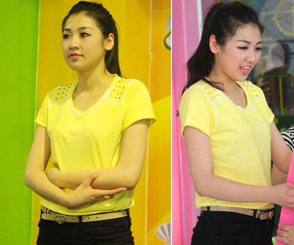 """5 """"nữ hoàng áo phông"""" của showbiz Việt 17"""