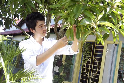 Ngó nghiêng nhà đẹp của Nguyễn Phi Hùng 25