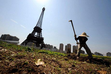 Những công trình nổi tiếng bị sao chép khắp thế giới 18