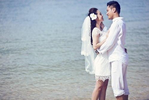 Bức ảnh cưới chưa từng công bố của Jennifer Phạm 6