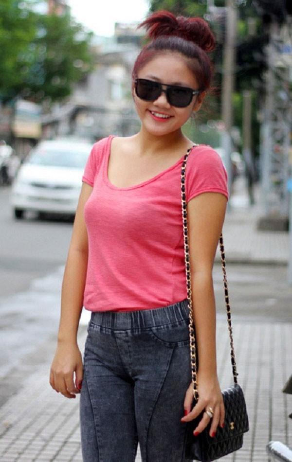 Hành trình 'thôn nữ' béo tròn đến gợi cảm của Văn Mai Hương 4