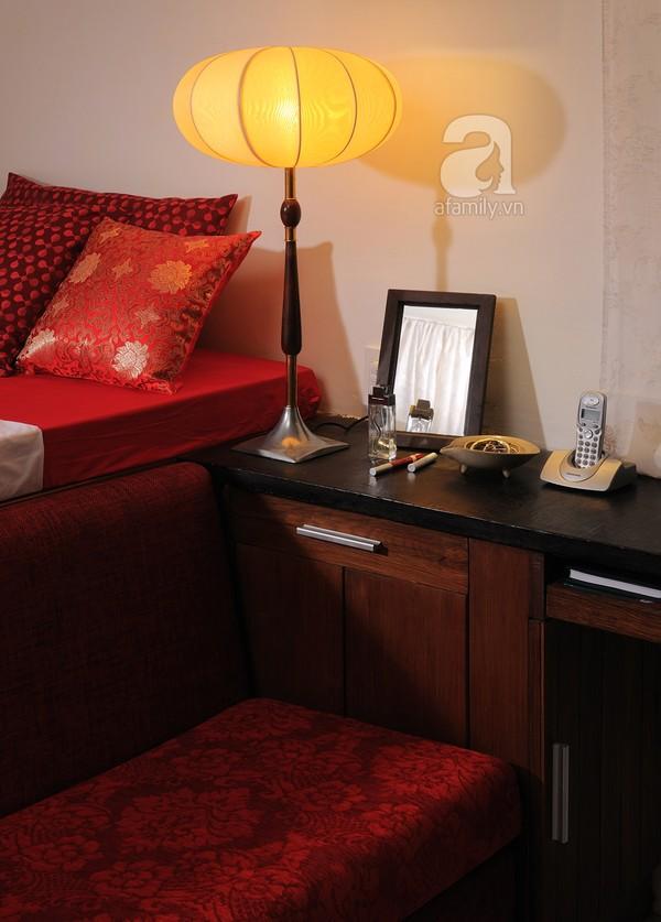 Ngắm căn hộ 22m² sử dụng đồ gỗ tái chế cực chất tại Phú Nhuận 7