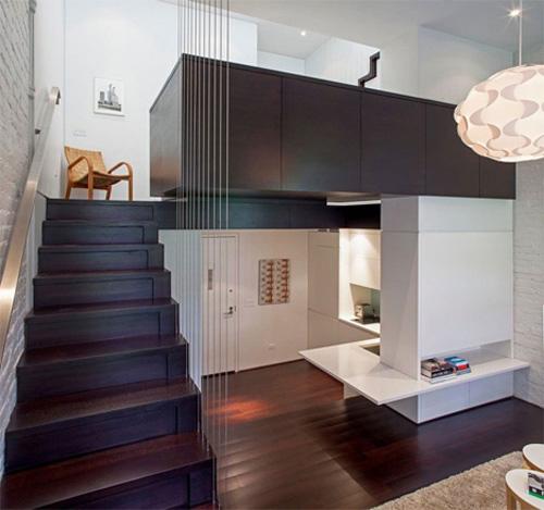 """Thiết kế tuyệt đối thông minh cho căn hộ """"bé tẹo"""" 5"""