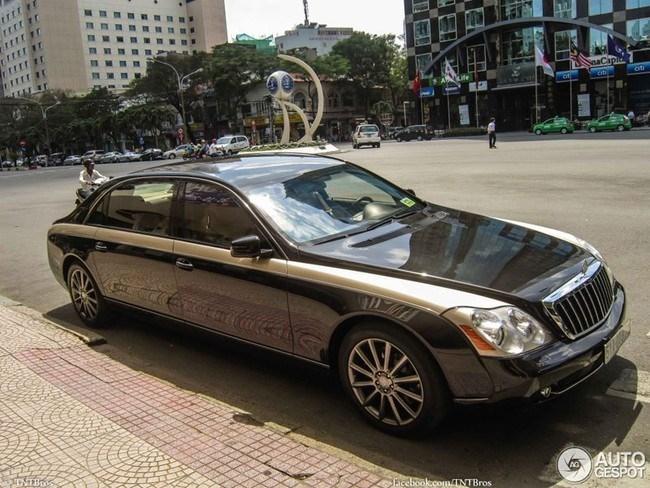 Những siêu xe Việt khiến báo nước ngoài 'choáng' 1