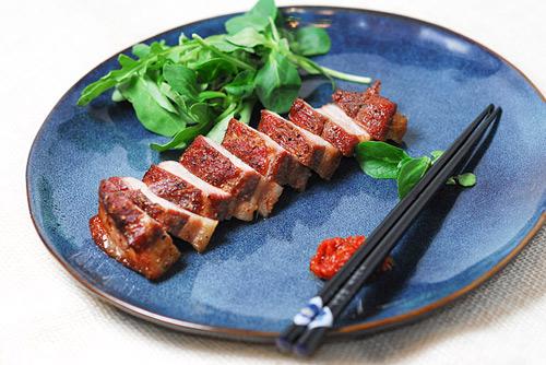 Thịt ba chỉ nướng kiểu Hàn ngon mê 1