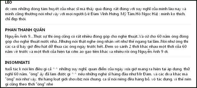 Dân mạng xôn xao bài phỏng vấn 'dìm hàng' Mỹ Tâm - Hà Hồ 2