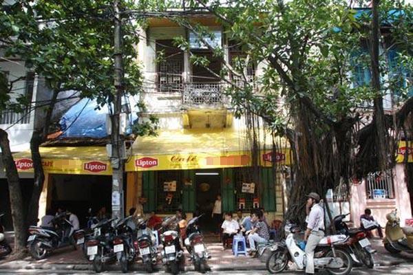 Những khu cafe vỉa hè nổi tiếng nhất Hà Nội 5