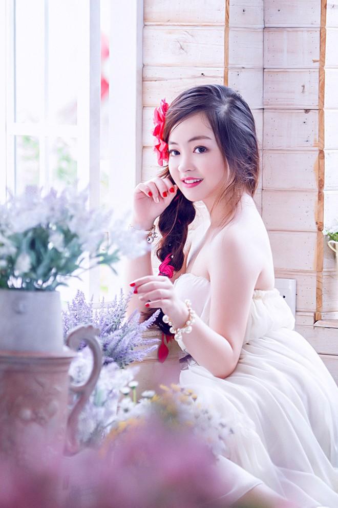 Váy maxi sắc màu lãng mạn cho bạn gái mùa thu 8