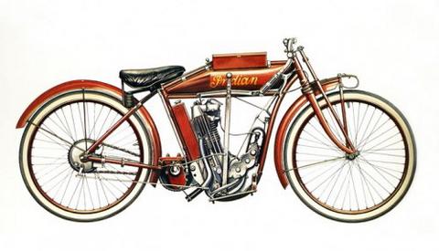 """Chiêm ngưỡng 10 xe máy thời """"tiền sử"""" 10"""