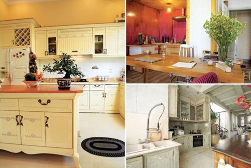 Chọn tủ bếp hài hòa không dễ! 1