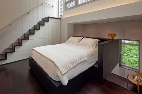 """Thiết kế tuyệt đối thông minh cho căn hộ """"bé tẹo"""" 8"""