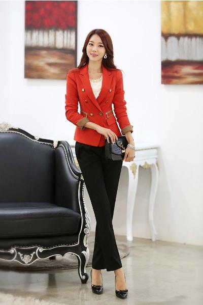 Những mẫu áo vest nữ công sở 2013 đẹp duyên dáng 14