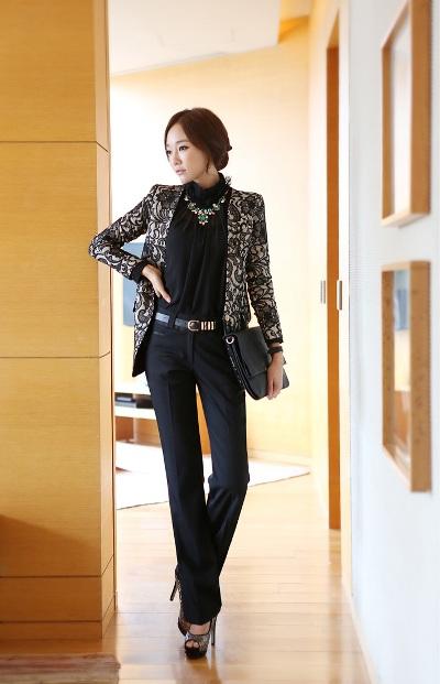 Những mẫu áo vest nữ công sở 2013 đẹp duyên dáng 18