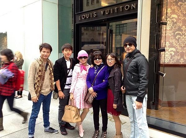 Cuộc sống giàu có của em gái Cẩm Ly, người Việt giàu nhất thế giới 5