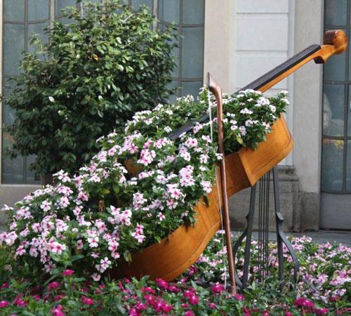 10 cách táo bạo trồng vườn hoa xinh lung linh 3