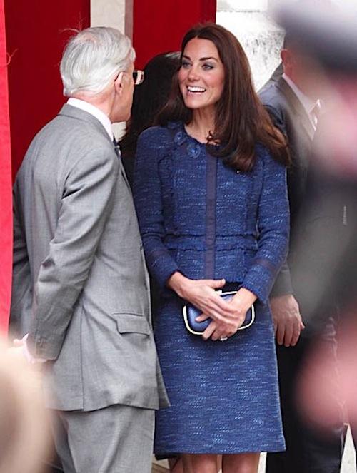 Khám phá bộ sưu tập túi lịch lãm của công nương Kate Middleton 11