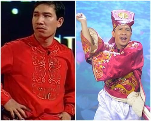 Nghệ sĩ Việt cách đây 10 năm 5