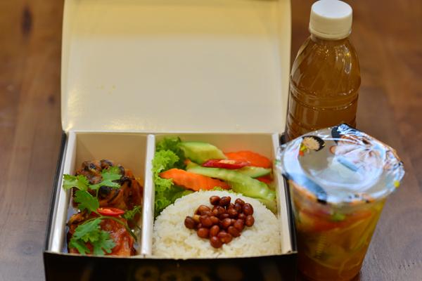 No miệng bữa trưa với những món ăn rau củ 10