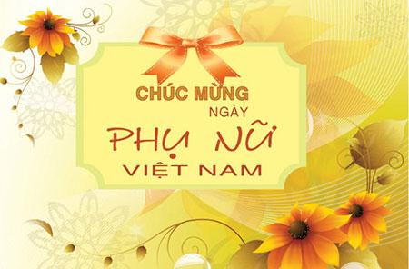 Những lời chúc xúc động nhất trong ngày phụ nữ Việt Nam 20/10 1
