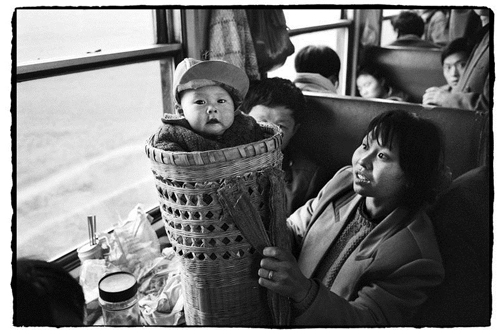 Cuộc sống muôn màu trên những chuyến tàu xưa 2
