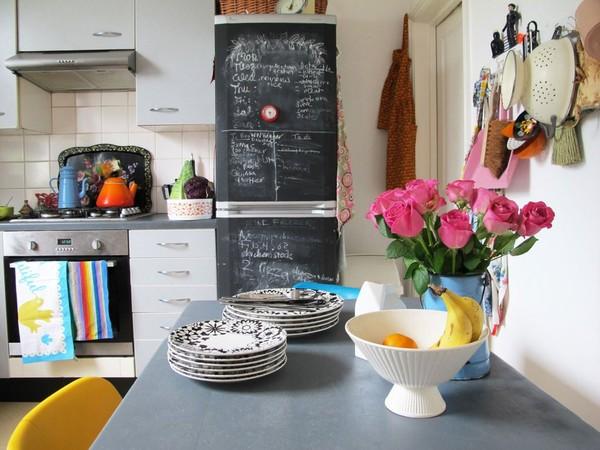 Ngắm căn hộ vintage đẹp như mơ nhờ tận dụng đồ cũ 15