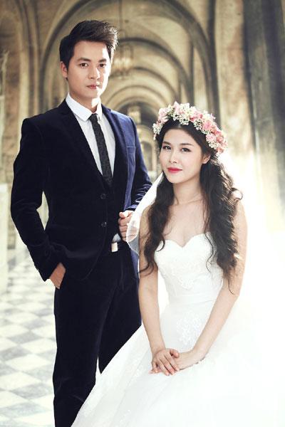 Ngây ngất với ảnh cưới lãng mạn của Đăng Khôi 8