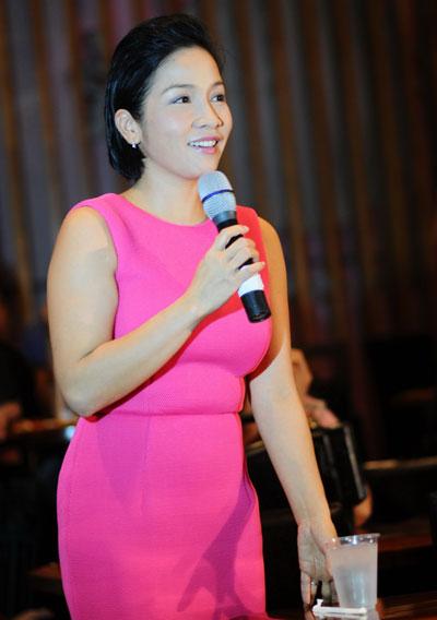 Mỹ Linh yên tâm để Anna Trương tự lập 2