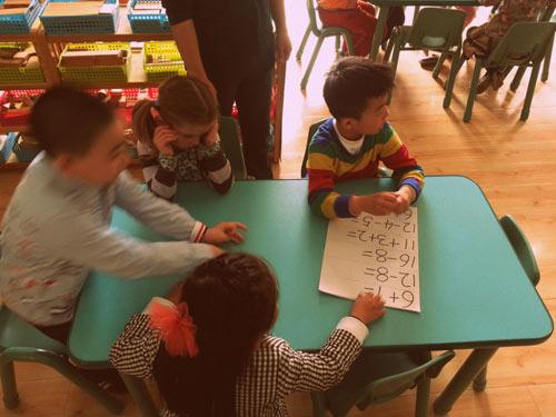 Một ngày tại mẫu giáo ở Bắc Kinh 8