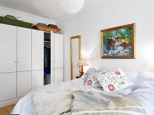 Căn hộ 46m² đẹp như mơ với nhiều không gian lưu trữ sáng tạo 8