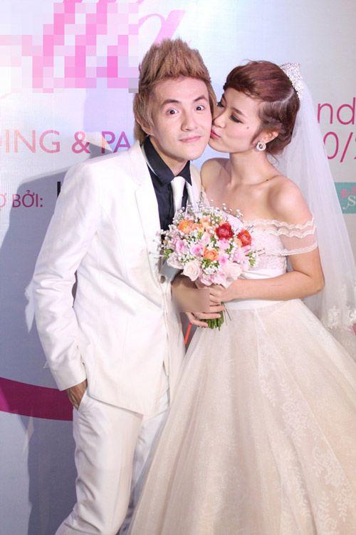 5 cặp tình nhân 'mật ngọt' của showbiz Việt 9