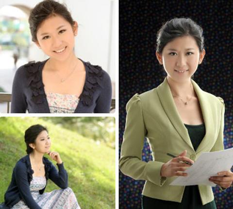 Ngắm nữ phóng viên xinh đẹp nhất Trung Quốc 2