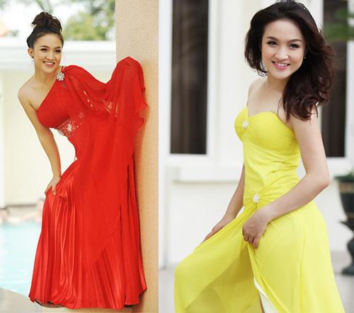 Các bà vợ ăn mặc quê mùa của sao nam Việt 12