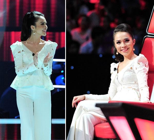 Kiều nữ Việt đẹp mong manh váy trắng 10