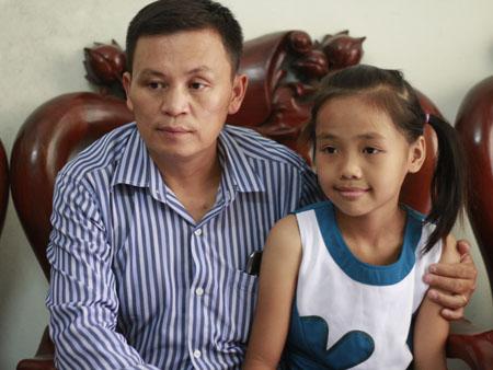 Lời kể của người giải cứu hai bé gái nghi bị bắt cóc 1