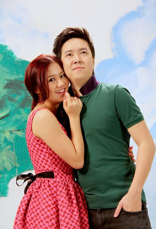 5 cặp tình nhân 'mật ngọt' của showbiz Việt 13